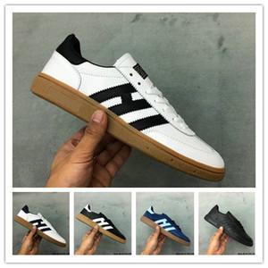 Лучшие качества мужские замшевые туфли для гандбола Spezial Spzl Газель повседневная обувь Белый бегун Черный ULTRA BOOS Оригинальные классические дизайнерские туфли 40-44