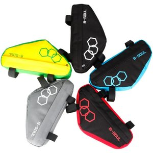 Portable Outdoor Cycling Under Seat Reflective Tail Pouch Travel Bike Saddle Bag