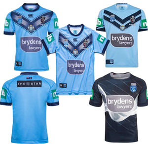 Best Quality Welsh Holden NSWRL 2019 2020 National Rugby League NSW Origins Rugby Jersey 18 19 20 NSWRL Holton Jerseys Camicia