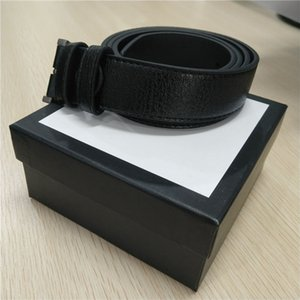 Belt Designer Belts Mens Belts Designer Belt Snake Luxury Belt Business Womens Leather Belts Big Black Gold Buckle Letters with Box 111