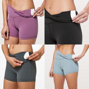 2020 Designerlululemonlululu Yoga Zitrone Shorts 32 016 25 78 Frauen Sport Training nahtlose rosa camo yogaworld set sets