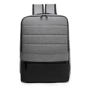 Laptop Backpack ricarica USB da 15,6 pollici sacchetti di scuola Uomo Donna Per Ragazze adolescenti Collegio zaino da viaggio Uomo 20