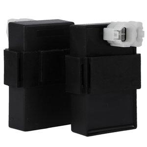 2X CDI encendedor para XL600 V Transalp MS8 CI558 con interruptor del caballete lateral