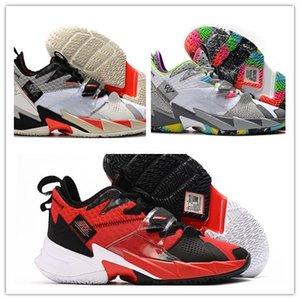 2020 Neue Warum nicht Zer0. 3 PE ab Russell Westbrook 3 Basketball Schuhe Hohe Qualität Männer Trainer Schuhe Sport Turnschuhe Größe 40-46