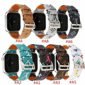 2020 de luxo para Apple Watch série Banda 1 2 3 4 5 para iWatch Strap 42MM 38MM 40 milímetros 44 milímetros