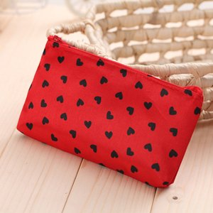 Kawaii Love Pen Case Cute Portable Pencil Case High Capacity Pencil Bag For Girls Gift School Office Supplies Novelty Stationery