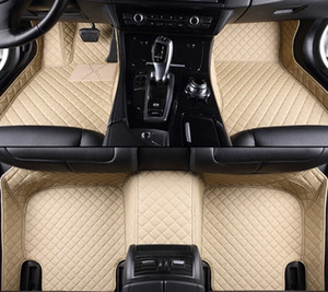 Buick Excelle Enclave GL6 boş Velite 5 öngörülüyor Encore GL8 Verano Park Avenue Lacrosse Regal İçin Özel oto paspas