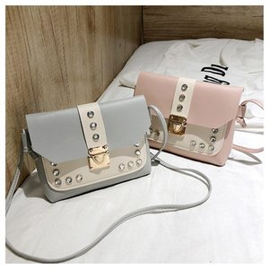 2020 new on the new casual small bag female Korean version of the small fresh mini messenger bag girl shoulder mobile