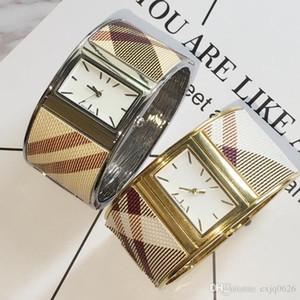 En satmak kadın bayan lüks bilezik Altın Bileklik kol saati kuvars hediye saat dişi bayan moda güzel izle dropshipping izlemek saatler elbise
