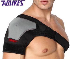 1 pc Sport Wear Exercice Fitness Pression Réglable Épaulette Protecteur De Ceinture Pauldron Spaulders Haltérophilie Équipement De Protection