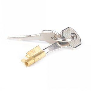 Hahn Keys PlugCore Zylinderschloss für Chastity Chastity Sperre Stealth Und CageMagic Device Device Component Lhovm
