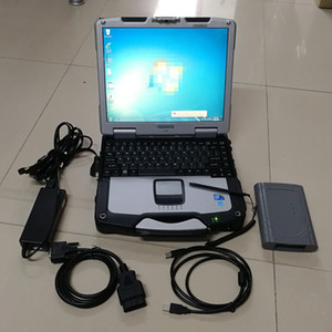 GTS TIS 3 OTC сканер Последние V13.00.022 Для Toyota IT3 Сканер Auto Diagnostic Tools с CF-30 ноутбук и 320GB HDD