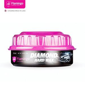 200g Carnauba Wax Diamond Hard Crystal Car Polish Wax Coating Protective Film Auto Car Coating Detailing 7.06 Oz