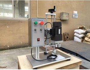 Schreibtisch automatische Verschließmaschine, runde Kappen, Capping Durchmesser 10-50mm Verschließer Maschine, Kronkorken Deckel elektrischer Schnecken