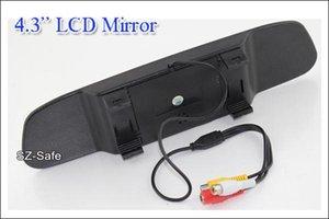 4 .3 Inch Wireless Car Parking Sensors Pz604w Digital Tft Lcd Monitor 4 Step Bibi Sound