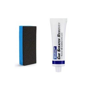Car Body Auto Polishing&Grinding Compound Polish Care Scratches Eraser Compound Paste Set Scratch Cream Sponge Paint Care
