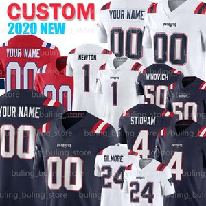 1 Cam Newton personalizzato New England