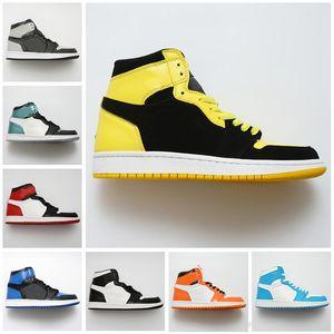 1 shoes Basketball Shoes pallacanestro del Mens Scarpe Nero Toe Ombra Top 3 Mens Designer Shoes Melo tempesta Blu Barons Uomini Sneakers Trainers 36-46