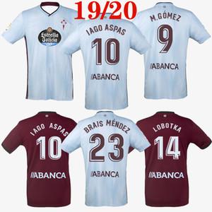 Top thai qualidade 2019 2020 Celta Vigo camisa de futebol 19 20 Celta de Vigo BONGONDA HERNANDEZ NOLITO casa longe camisa de futebol jerseys 2019