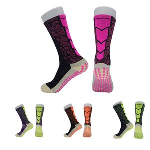 New Style Elite Basketball Socks Dual-Use Football Socks Anti-Skid Sports Socks Wear-Resistant Hiking Running Riding For Adults M117Y