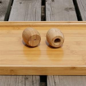 Titulares escova de dentes de madeira de bambu natural Creme dental capa para viagens Bathroom Supplies portátil Eco-friendly Hot Sale 2 3wy E1