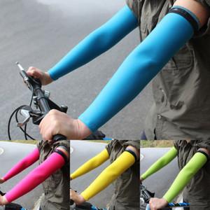 Manica del braccio di riciclaggio della bici protezione UV di sport esterni Cuff attrezzature Oversleeve