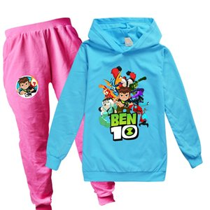 kids clothes Cotton Hoodies ben10 Cartoon Jackets boys clothes boutique kids clothing Unisex christmas girls fall outfits
