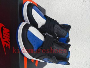 New Arrival Hot Sale New inJordan1 Retro Black and red Basketball Shoes Sneakers trainer running shoes With box