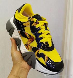zapatillas de deporte de los zapatos de lujo de diseño de las ZAPATILLAS SQUALO los nuevos hombres hombres de la manera ocasionales del tamaño 39-45 de calidad superior con la caja