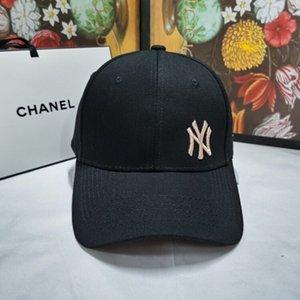 Brötchen Hüte Mädchen Baseballmützen Messy Brötchen Hüte gewaschener Baumwolle Unisex Visor Kappe Außen Snapbacks Caps mit CC Label-B7515