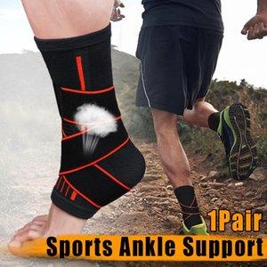 1 paire Protection Réglage soutien chevillère Sport Courir Fitness WHShopping