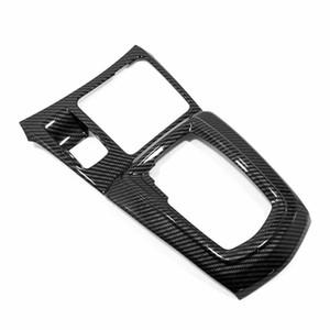 ABS Chrome Inner Car Gear Shift Box Electronic Handbrake Cover Trim For Nissan Qashqai J11 2017 2018 2019 Car Molding Acessory