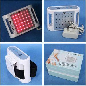 Mini-Lipo-Laser 650NM Wellenlängen-Diode-Lipolaser Abnehmen von Maschinenlipo-Laser-Liposuktionsmaschine für den Heimgebrauch