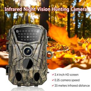 BekinTek IP56 방수 나이트 비전 사냥 카메라 모션 트리거 스카우트 트레일 카메라 야생 동물에 대한 광각 18MP 1080P HD 해상도
