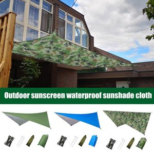 Ombra vele Nets pratica all'aperto Parasole Equilateral- Sails Convenienza tendalino parasole esterna in tessuto Oxford