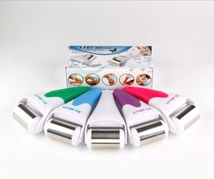 Ice Roller for Face and Body Massage Stainless Steel Derma Rollers Facial Skin and Preventing Wrinkles