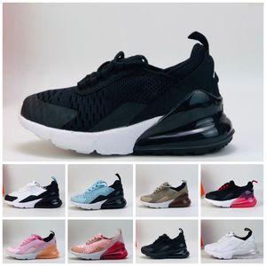 Nike air max 270 2019 Novo Air Kids Tn plus Sneakers Tênis De Corrida Esportes Infantil crianças designer Maxes Preto Branco Vermelho Azul Sneaker mais TN Chaussures