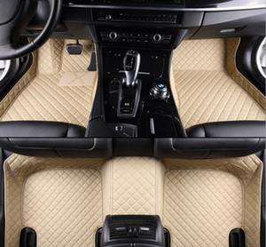 Pour tapis de voiture Pour 2008-2017 Lexus IS200t, IS250, IS300, IS350 Tapis de luxe personnalisés Tapis antidérapants pour tapis Tapis de sol non toxique et inodore