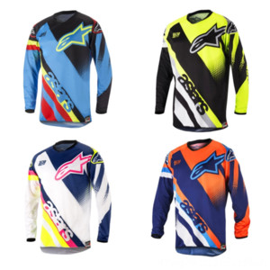 star speed-down T-shirt mountain bike clothing riding Bicycle riding cross-country motorcycle suit racing quick-dry suit