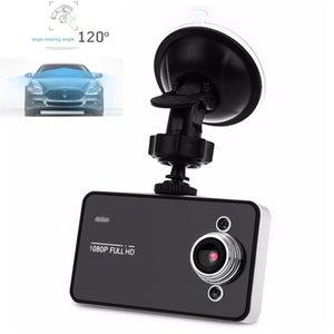FHD 108P Auto DVR Schwarz Armaturenbrett Nachtsicht-Kamera-Videogerät Loop Recording Mini Dash Cam DVRs