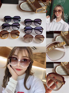 Luxury Women Sunglasses UV Protection Beautiful Shades Brand Designer Lady's Sunglass Fashion Eyewear Full Spectacle Frame Top Quality