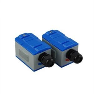 TL-1 Sensores DN700mm-DN6000mm transductor ultrasónico Caudalímetro transductor para montado en la pared tipo de medidor de flujo
