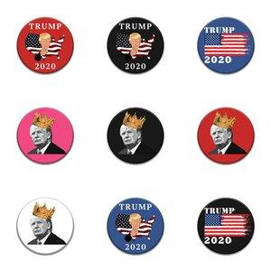 Unisex Introvertiert Emaille Pin Schwarz Weiß Trump Abzeichen Too Peopley Broschen-Beutel-Kleidung Revers Pin Punk Schmuck Geschenk-lustiges Sprechen Sarcastic C # 47
