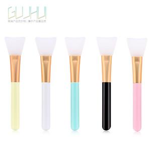 Professionelle Silikon-Gesichtsgesichtsmaske Mud Mischwerkzeuge Hautpflege Beauty Make-up Pinsel Foundation Tools maquiagem