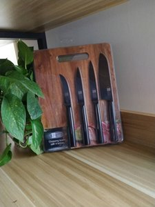 Hot, fruit, vegetable knife sets, suitable for home and outdoor, convenient to carry, small and beautiful