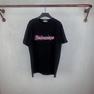 Brnad Designer Men Women Shirts Summer Luxury Mens Top Tees Brand T-shirt Short Sleeve Pattern Mens Streetwear Top Quility Soft X 2052003H