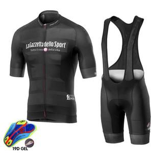 Abbigliamento Ciclismo Cycling Tour De Italia Imposta Bike uniforme estiva Mans Jersey Set di strada della bicicletta MTB maglie di usura della bicicletta