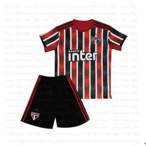 Sao Paulo Futbol Jersey 6 REINALDO 7 PATO 8 JUCILEI futbol forması PABLO DANI ALVES V.BUENO HERNANES EVERTON YÖK YÖK Maillots ayak AEF de