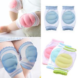Детские наколенники хлопок малыш безопасности сканирование локоть подушки малышей детские гетры наколенники колено поддержки Protector