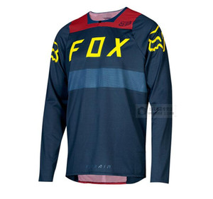 FOX summer downhill riding suit рубашка с длинным рукавом мужчины и женщины TLD summer short sleeve mountain bike off-road motorcycle clothing
